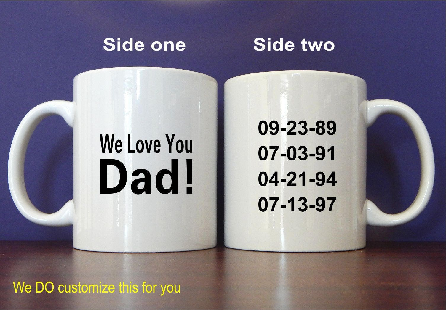 Dad Gift from Children, Siblings Gift to Dad, Daddy Gift, Father\'s ...