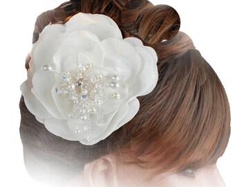 Wedding Hair Comb, Bridal Hair Flower, Wedding Headdress, Bridal Headdress, Floral Wedding hair comb