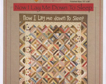 Now I Lay Me Down To Sleep - Quilt Pattern by Timeless Traditions