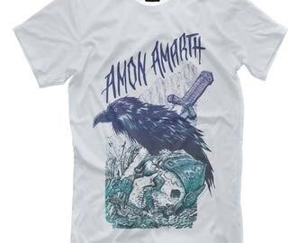 Man's T-shirt - Amon Amarth - #ts205