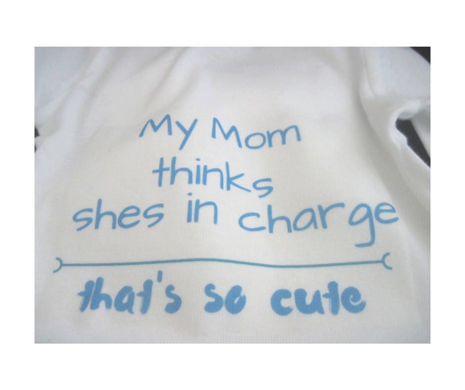 3 6 Month Clothes Shirts With Sayings For Newborn Funny Baby