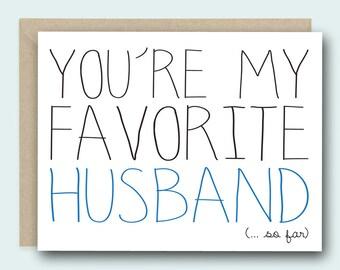Greeting Card   Card For Husband   Love Card   Funny Love Card   Card for Him   Funny Card   Anniversary Card   Cute Love Card  