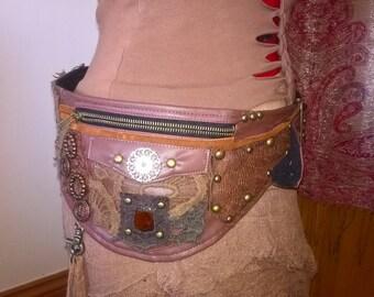 Jungle Warrior Pocket Belt.