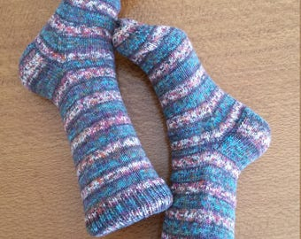 Ladies Handknitted Socks