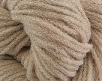 Berroco FLICKER Yarn 11.99 +.99ea Ship - Baby Alpaca Yarn - Pale Tan 3310 Petipa - Soft Light Drape - 189yds - MSRP: 13.00
