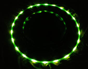 Taped Polypro Led Hula Hoop - choose your favourite colour!