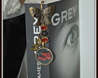 Bookmarks jewelery fifty shades of Grey