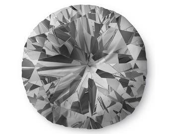 Diamond - floor pillow