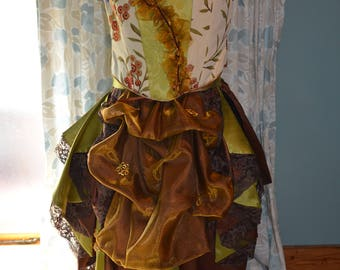 Complete Steampunk/Fairypunk Outfit Size 12