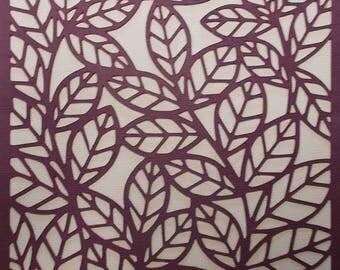 Background Leaf