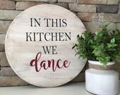 In This Kitchen We Dance ...