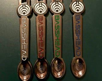 Bassnecter Bass Head mini spoon pendants
