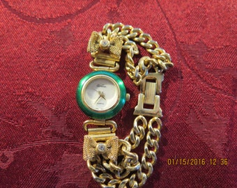 De Vanna Gold Watch