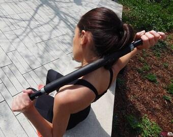 Deep Tissue Muscle Pique Stick Foam Roller