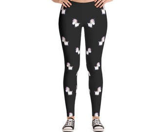 Unicorn full length leggings / unicorn leggings / Unicorns