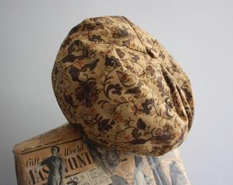 Vtg 60's Floral Hat