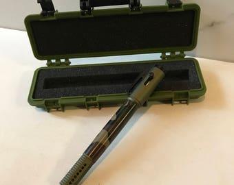 semi auto rifle fountain pen