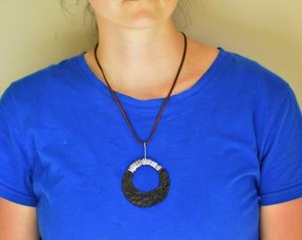 Kombucha Scoby Jewelry Kombucha Necklace