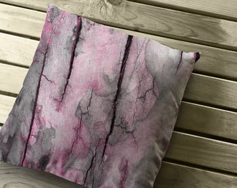 Shades of Pink cushion (cover only)