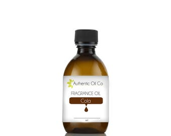 Cola fragrance oil concentrate for soap bath bombs and candles cosmetics