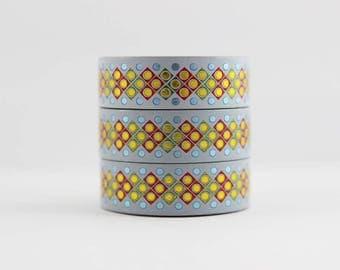 Washi tape foil tape colorful pattern masking tape