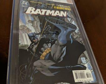 Batman #608 CGC Graded!