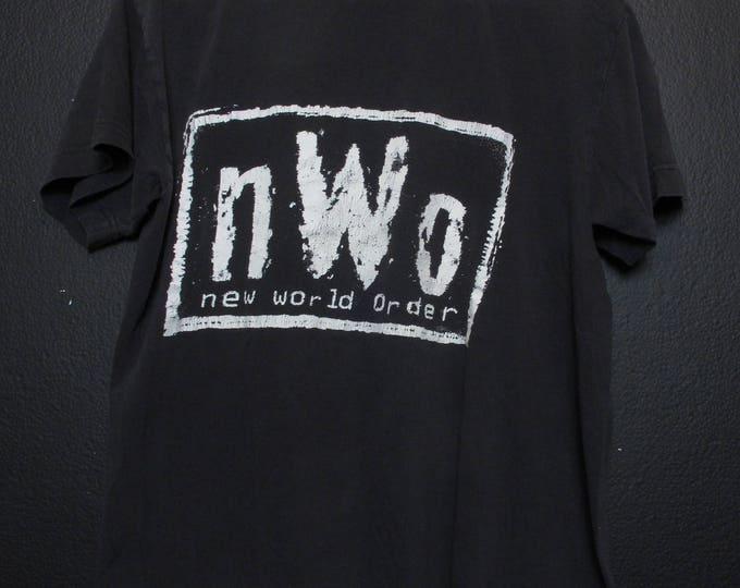 NWO WWE WWF wrestling Vintage Tshirt