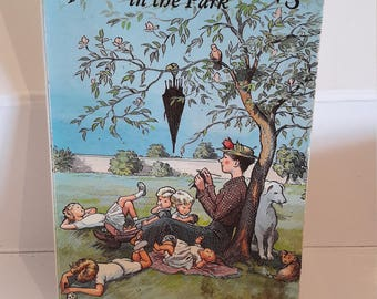 P.L. Travers - Mary Poppins in the park VINTAGE
