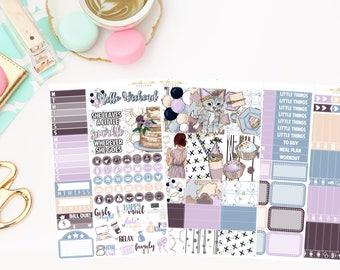 Celebrate Mini Kit, planner stickers