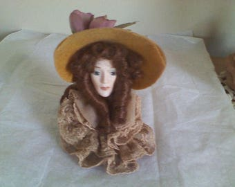 1987 Louis Nichole Doll Ornament