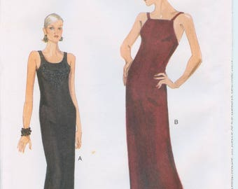 Very Easy Very Vogue Misses Dress Pattern 9594 (size 12, 14, 16)