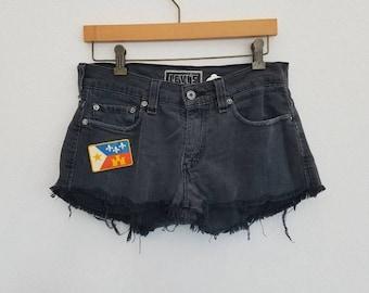 Vintage Acadiana Levis Shorts