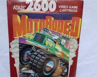 Sale Vintage Motorodeo Atari 2600 Game New Old Stock (7800) RARE