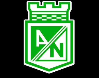 Atletico Nacional Car Decal/ sticker