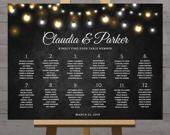 Wedding table ideas etsy wedding seating chart ideas wedding table arrangements for wedding wedding seating arrangements for wedding seating junglespirit Image collections