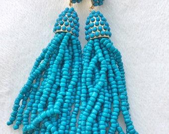 The Multicolor Earrings