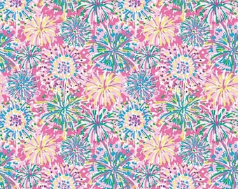 """12"""" x 12"""" Siser Patterned Heat Transfer - Boom Boom Pink by Sparkle Berry"""