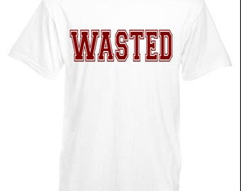 WASTED - T-Shirt Tee