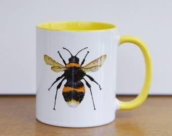 Bee Mug Bumblebee Cup