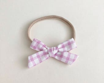 schoolgirl bow | sweet tart