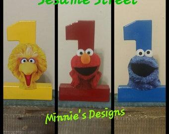 Sesame Street birthday,Sesame Street 1st birthday,Elmo first birthday, Sesame Street invite,Sesame Street shirt,Sesame Street props,Elmo