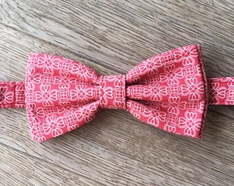 Bow tie - red Vendée