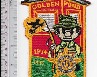US Secret Service USSS President Richard Nixon Protective Division Agent Service Patch