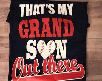 Thats my grandson tshirt