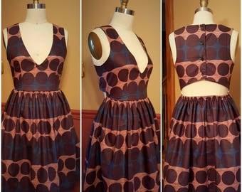 Handmade dress 'Beatrice'