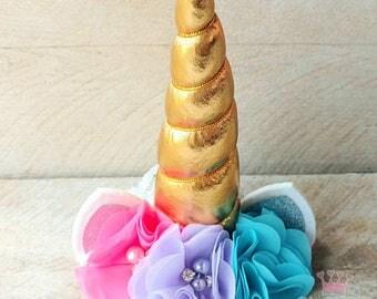 Unicorn headband, unicorn bow, baby headband, flower headband, girly headband, unicorn, baby unicorn headband, baby unicorn bow