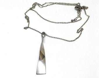 Stainless Steel Necklace/ Pendant Necklace
