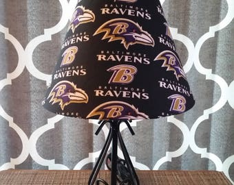 Baltimore Ravens Accent Lamp