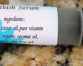Organic Natural Eyelash Serum/Eyebrow Growth Serum/ Lash growth