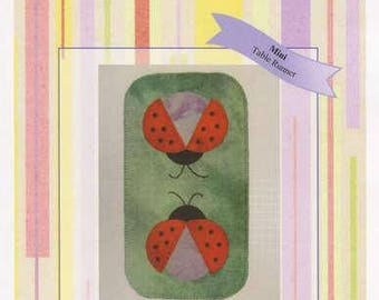 Quiltin' Lady Beetle